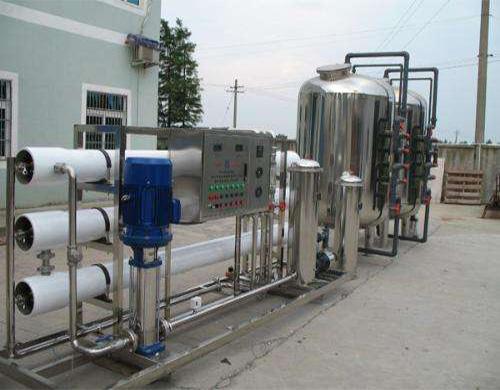 案例展示-荆州水处理设备