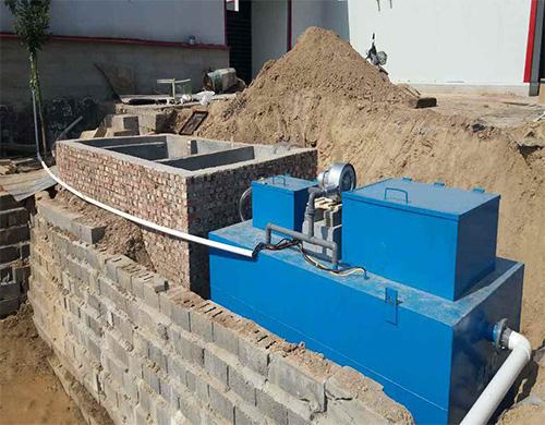 荆州除铁锰设备案例展示