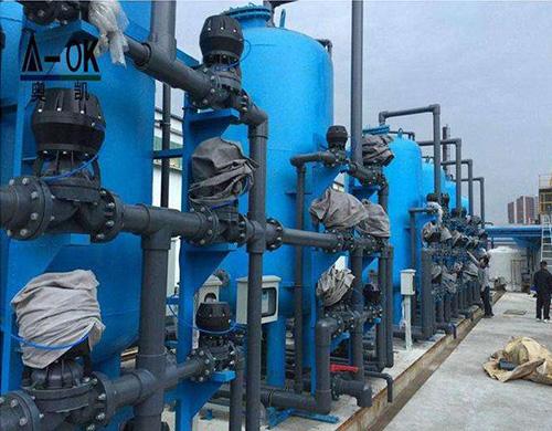 荆州水处理设备案