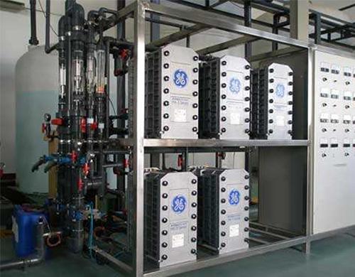 EDI高纯水装置